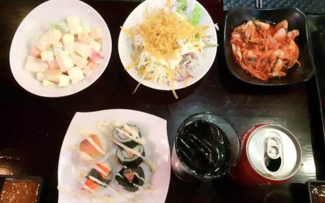 Những món ăn bắt mắt ở KoGi BBQ