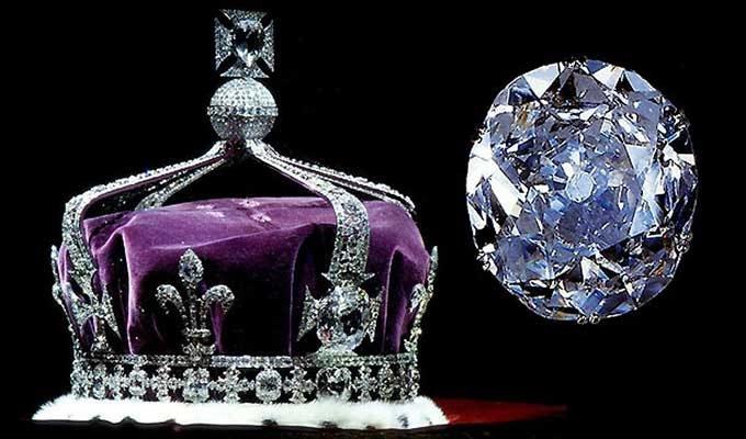 Viên kim cương vô giá Koh-I-Noor