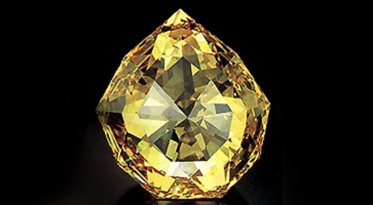 Viên kim cương vô giá Sancy Diamond