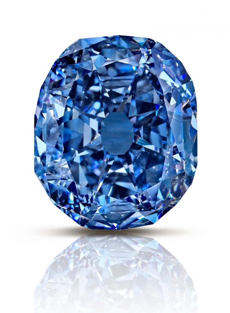 Viên kim cương Wittelsbach Diamond trị giá 16,4 triệu $