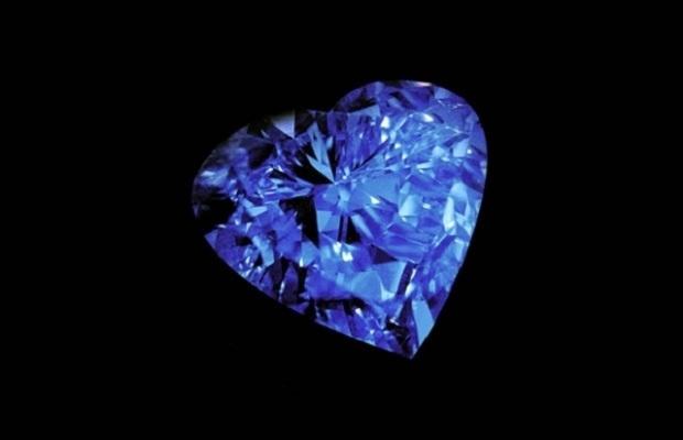 Viên kim cương The Heart of Eternity trị giá 16 triệu $