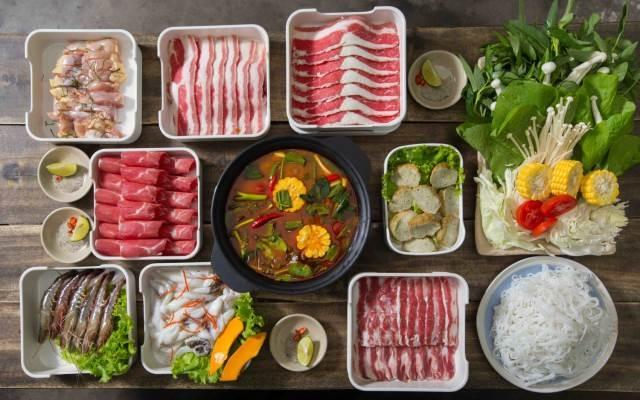 Những món ăn Thái hấp dẫn xở Koh Yam