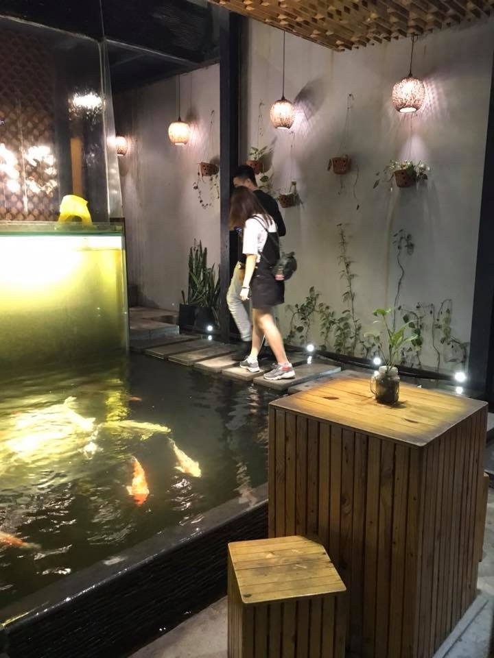 Koi Cafe Spa
