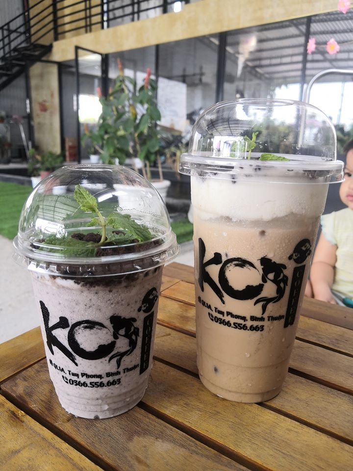 Koi Coffee
