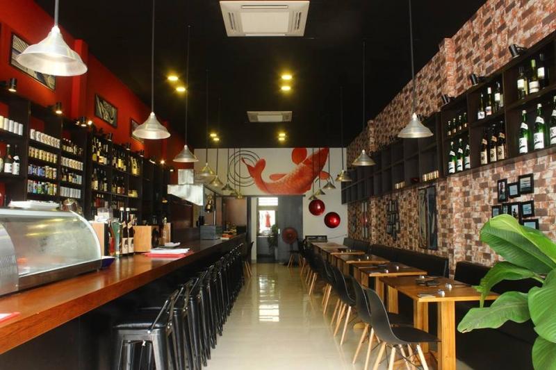 Koi Sushi & Bento Sake Bar