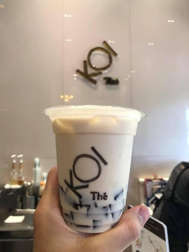 Koi Thé