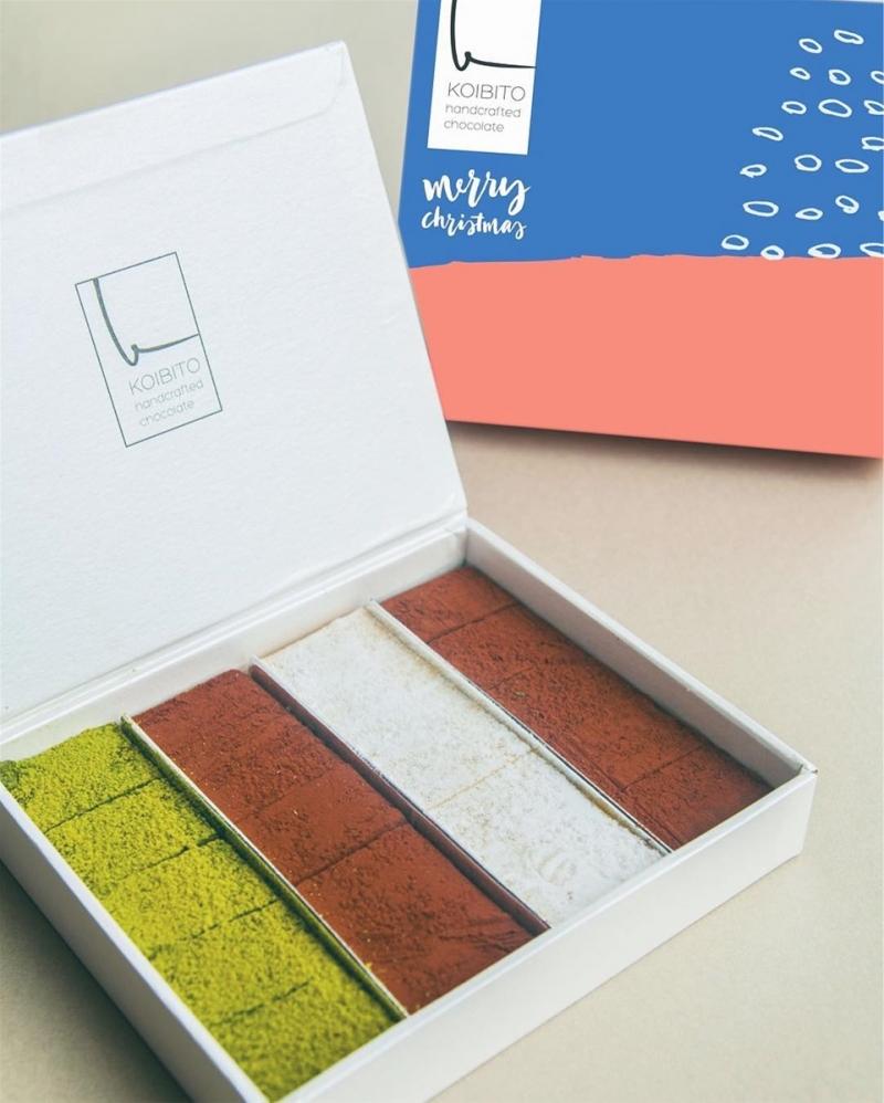 Bạn có thể mix nhiều mùi vị khác nhau trong cùng một hộp