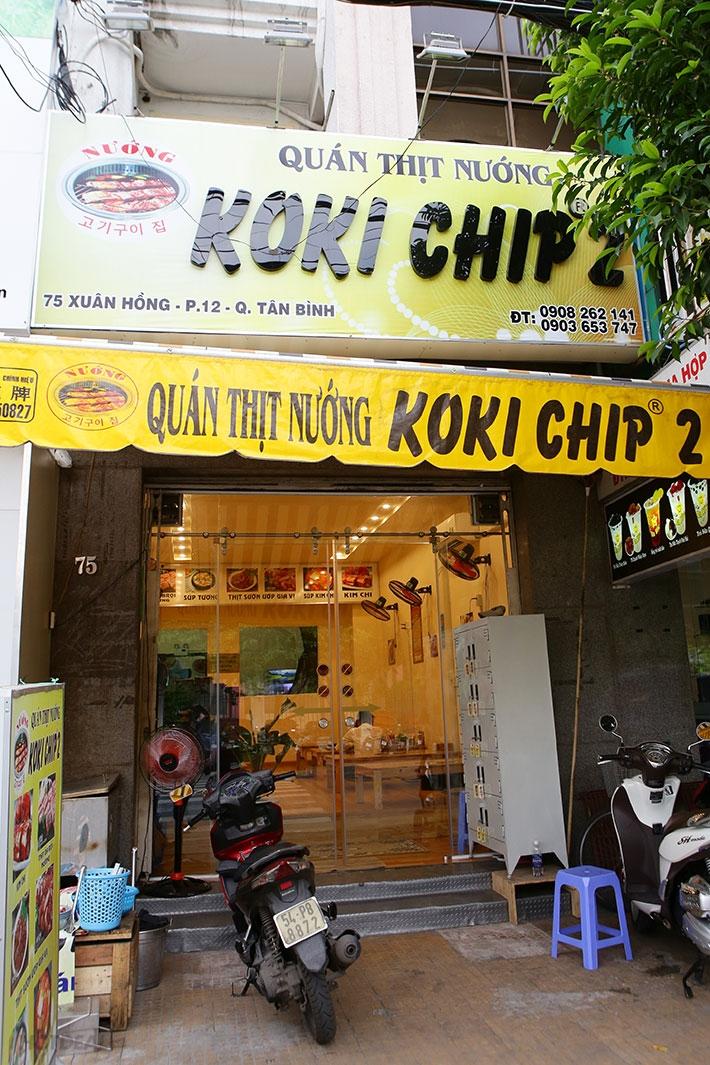 Quán Koki Chip