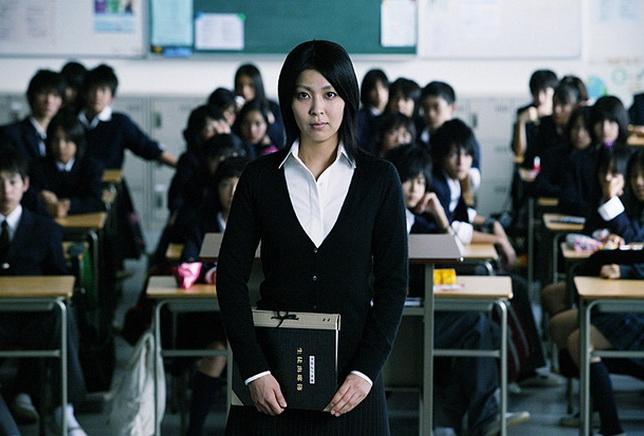 Nhân vật cô giáo Moriguchi