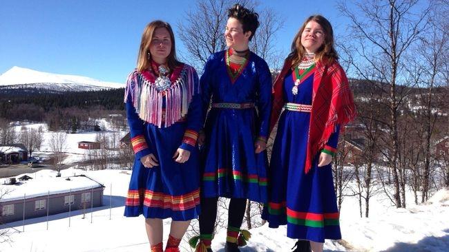 Kolt của người Sami, Phần Lan