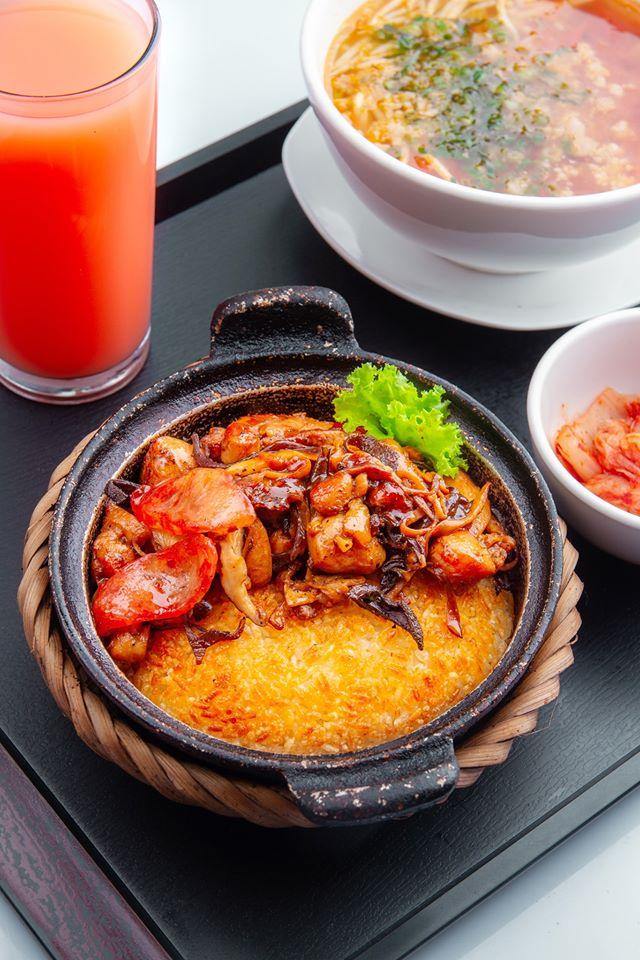 KOMBO - Cơm Niêu Singapore