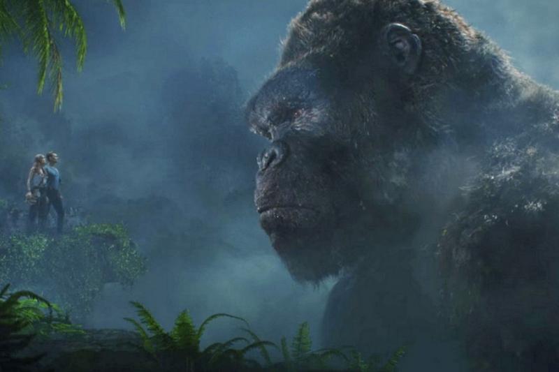King Kong tái ngộ khán giả sau 11 năm