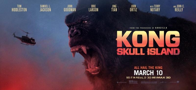 Phim Kong: Skull Island