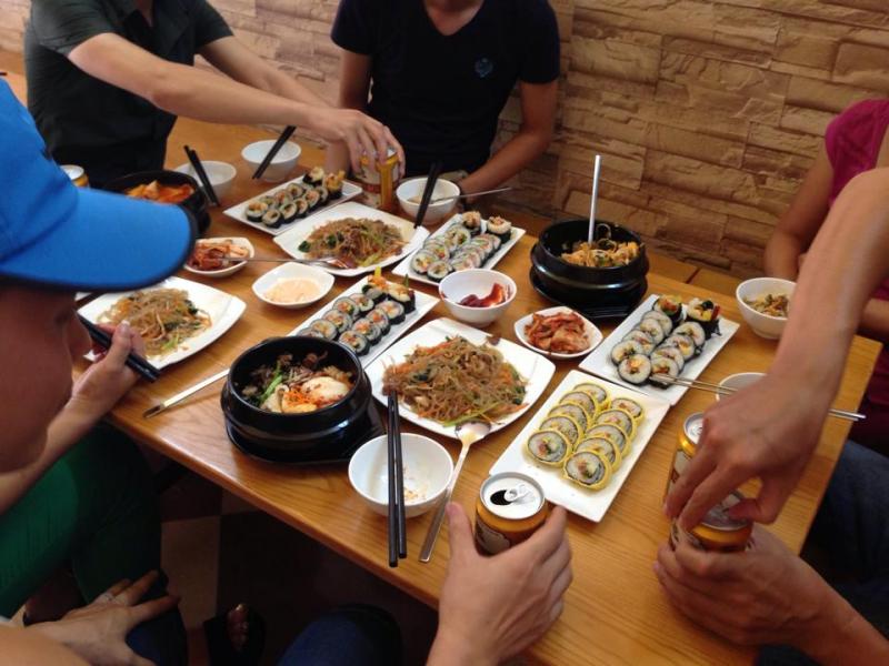 Korea food Bắc Ninh - Quán ăn nhanh Hàn Quốc