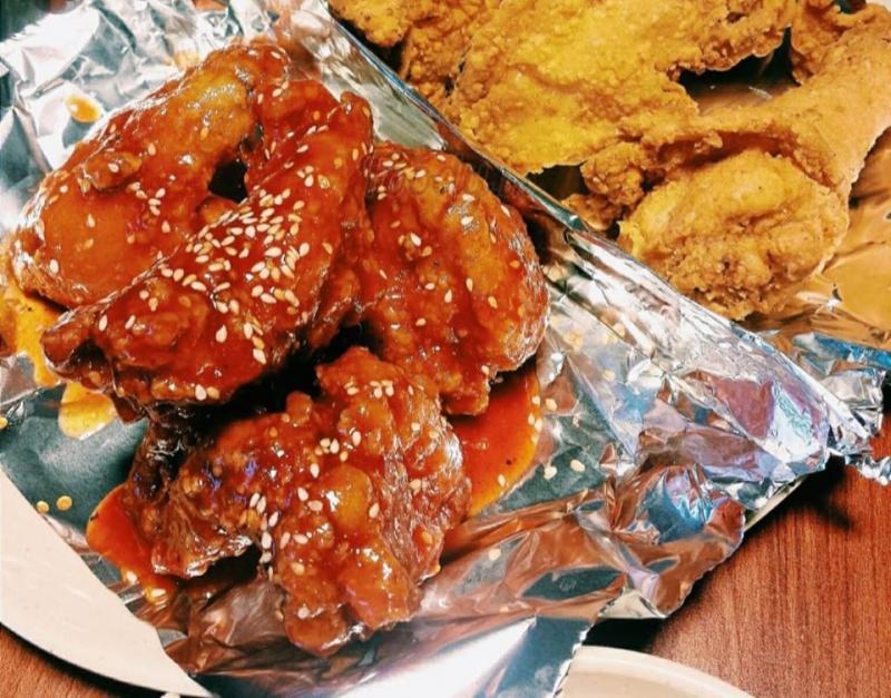 Korea Food - Gà Rán & Gà Nướng Ngũ Vị