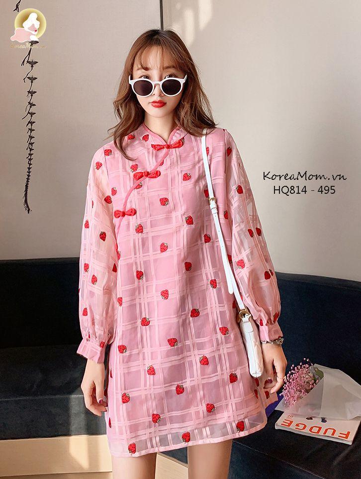 KoreaMom.vn - Đầm Bầu Đẹp