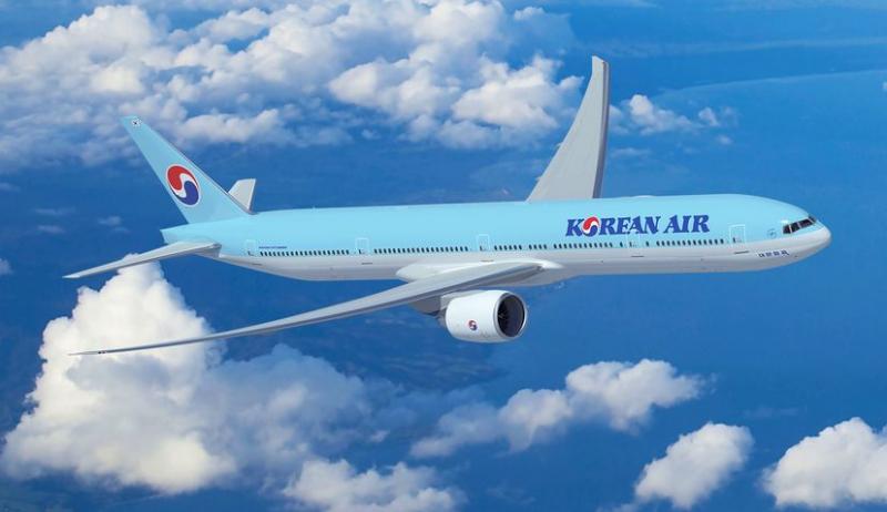 Korean Air, Hàn Quốc