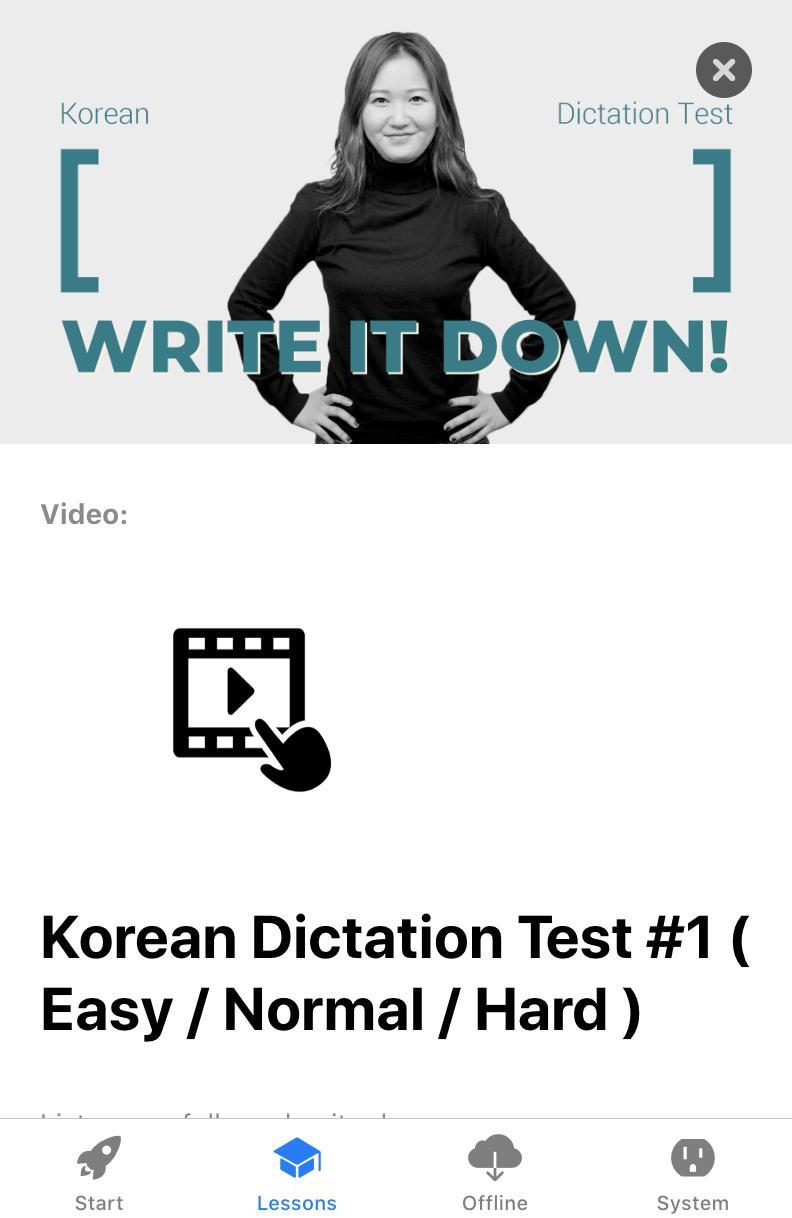 Ứng dụng học tiếng Hàn KORLINK