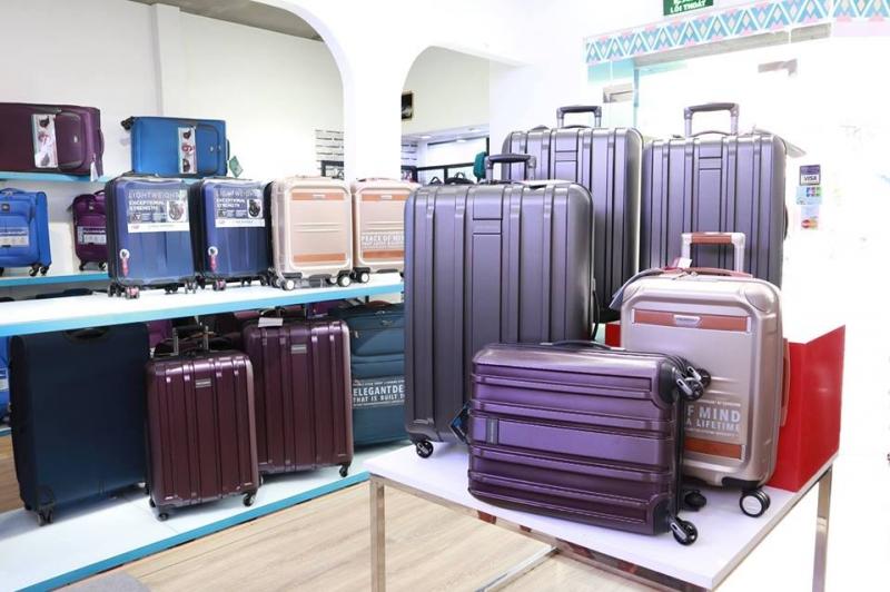 KOS Shop - địa chỉ mua vali kéo uy tín và chất lượng nhất ở Hà Nội