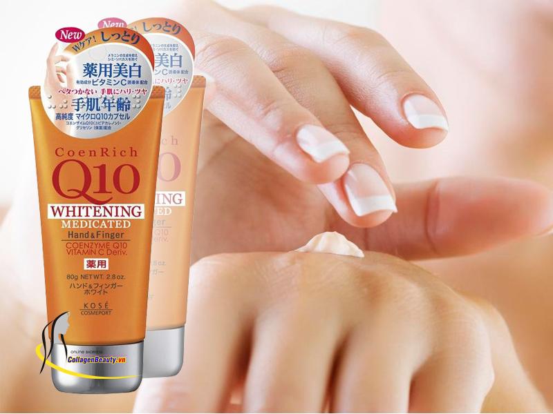 Top 4 kem dưỡng da tay Nhật Bản hiệu quả nhất