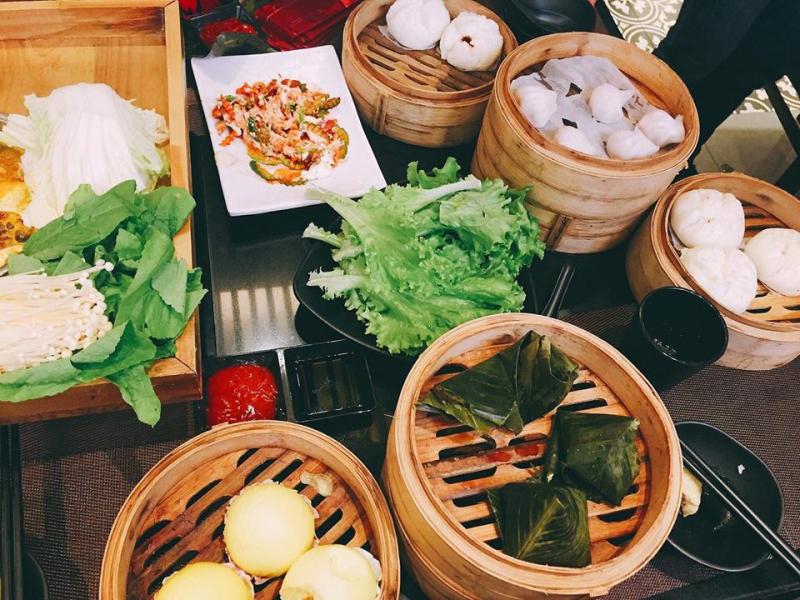 Kowloon - Buffet Dimsum & Lẩu Hồng Kông