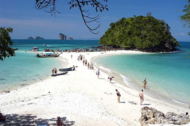 Đảo ngọc Krabi, Thái Lan