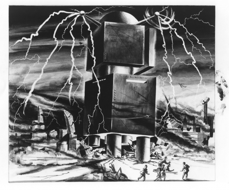 Kronos (1957) đạo diễn: Kurt Neumann