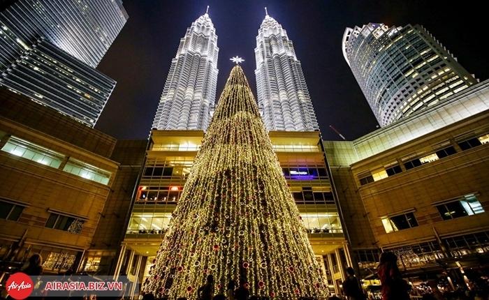 Thành phố Kuala Lumpur - Malaysia