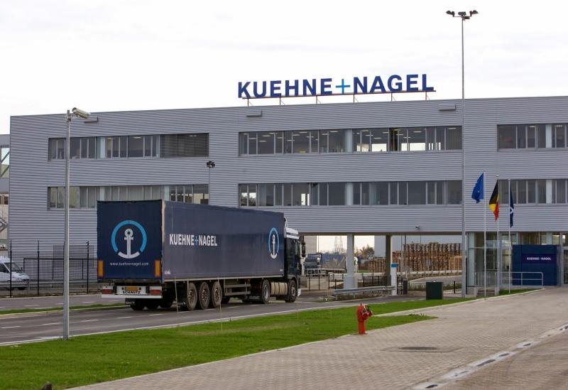 Một trong những trụ sở văn phòng của tập đoàn Kuehne + Nagel