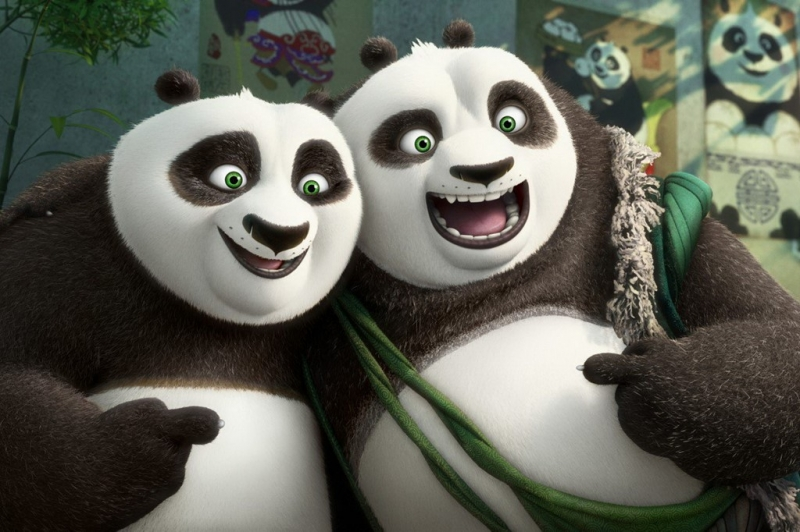 Kung Fu Panda 3 (Fox) - 519,8 triệu USD