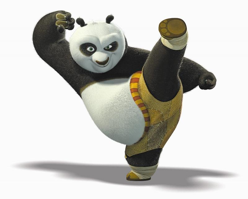 Chú gấu Poo truyền cảm hứng cho nhiều người trên thế giới