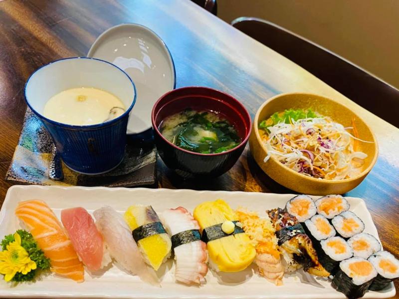 Kuri Sushi