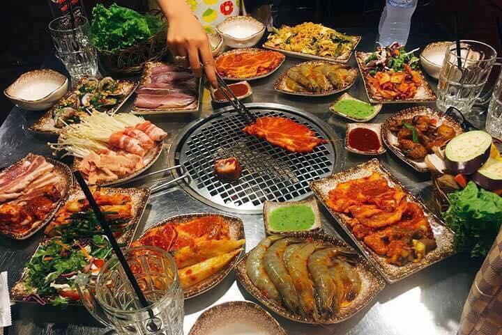 KuShin BBQ - Quán ăn Hàn Quốc