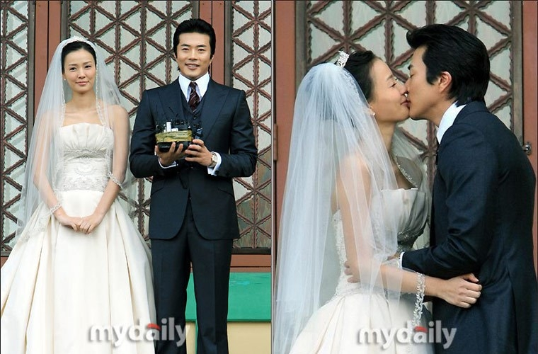 Kwon Sang Woo - Son Tae Young