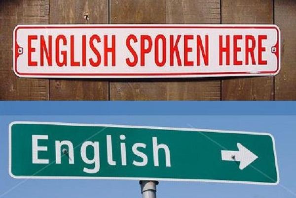 Nói tiếng Anh mọi lúc, mọi nơi trong trường