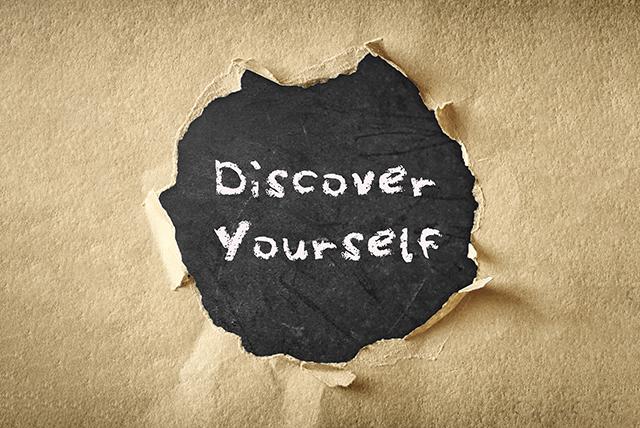 Hãy cố gắng khám phá bản thân
