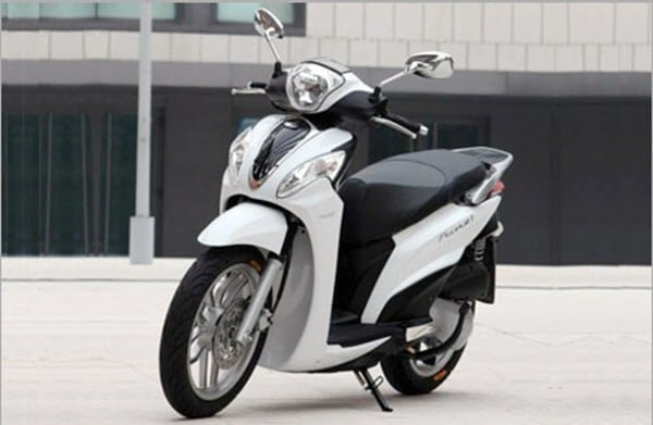 Kymco People One 125 2020