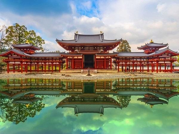 Kyoto với những ngôi đền tuyệt đẹp khiến bạn thực sự ngỡ ngàng