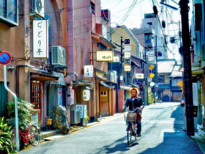 Thành phố Kyoto cổ kính của đất nước mặt trời