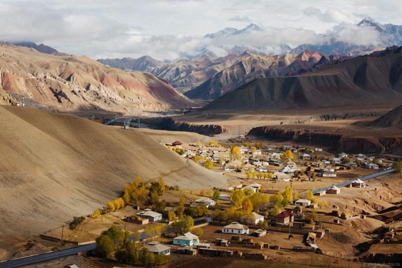 Kyrgyzstan có chi phí lao động thấp, chỉ 181 USD/năm