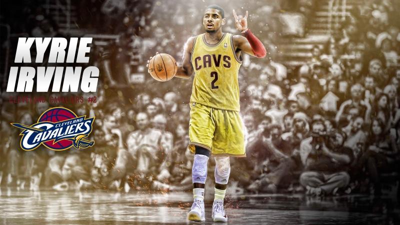 Kyrie Irving Andrew đang thi đấu khá tốt tại CLB Cleveland Cavaliers