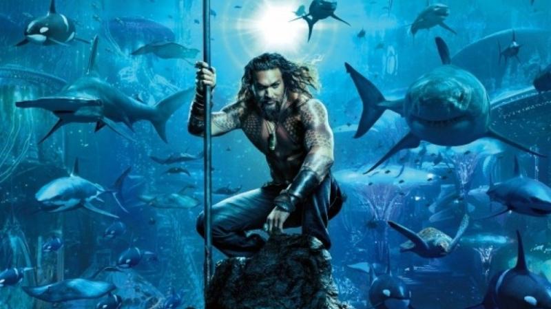 Bộ phim siêu anh hùng dưới nước đầu tiên
