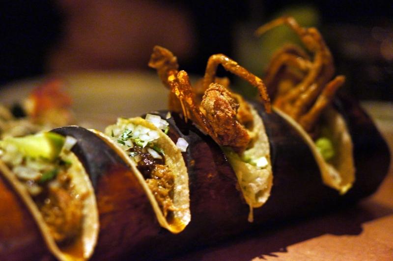 Các món ăn Mexico độc đáo