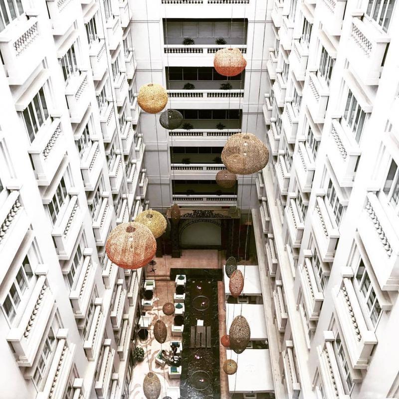 Không gian thiết kế ấm cúng nhưng vô cùng sang trọng tại Hotel de L'Opera Hanoi