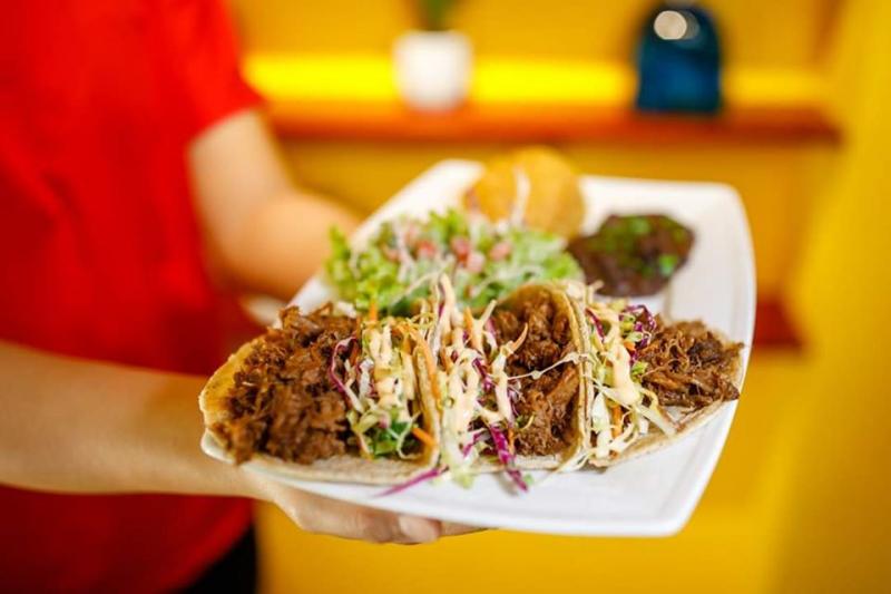 Sự hấp dẫn của ẩm thực Mexico