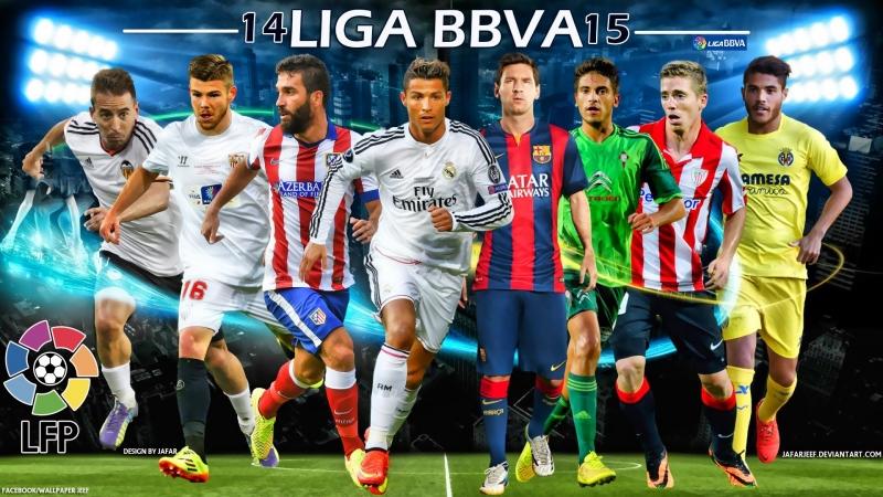 La Liga - Tây Ban Nha