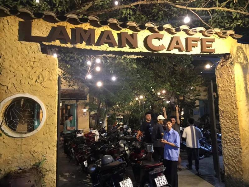 La Man cafe mang đậm phong cách cổ xưa