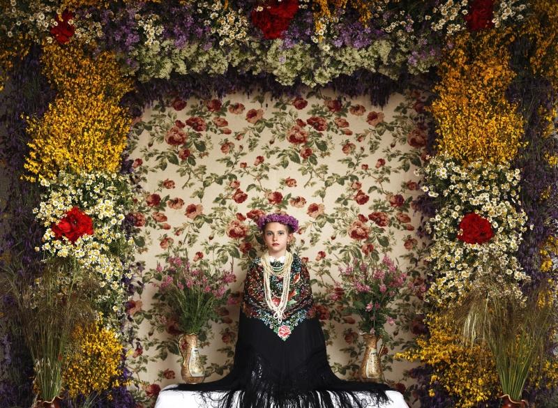 Bộ ảnh La Maya Tradition của nhiếp ảnh gia Daniel Ochoa de Olza - Nguồn Internet