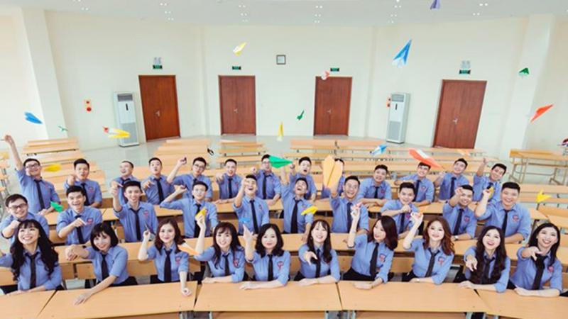 Trường Đại học Kiểm sát là nơi hội tụ đầy đủ sinh viên trên khắp mọi miền cả nước
