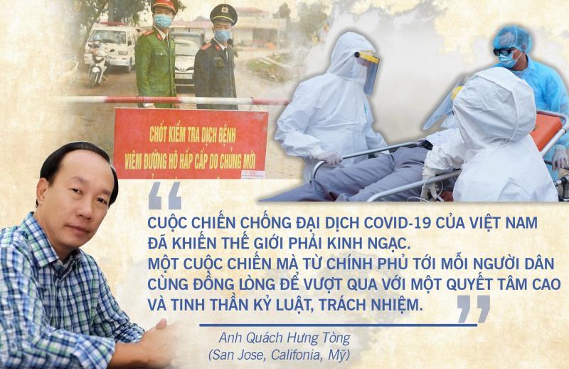Việt Nam đã khiến cả thế giới kinh ngạc